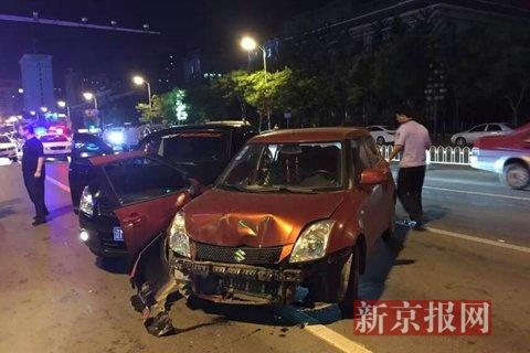 沈阳闹市区多声枪响 警方称系缉毒遇险开枪
