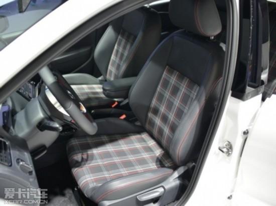 上海大众2015款Polo GTI
