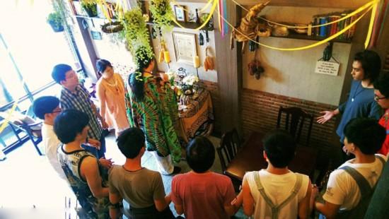 世界首家巫术咖啡馆在泰国曼谷开业【2】