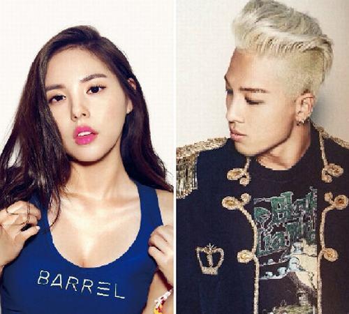 Bigbang成员太阳与jyp艺人闵孝琳已交往两年 恋情起底(图)