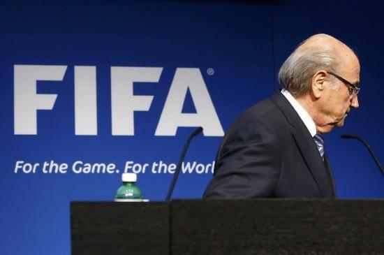 (体育)(1)足球――布拉特宣布将卸任国际足联主席