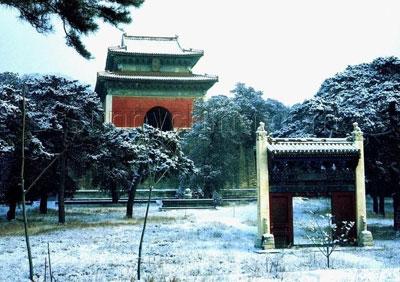 曹操墓乾陵秦始皇陵 图揭中国十大神秘古墓图片