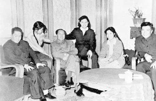 毛泽东子孙儿女今何在 4代儿女处境不同
