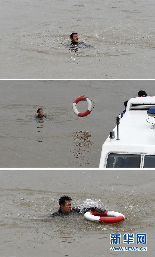 """长江救援,一场""""生命至上""""的国家行动"""