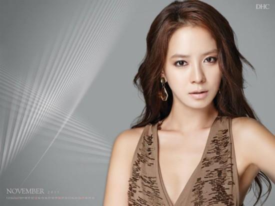 韩国公认零整容女星