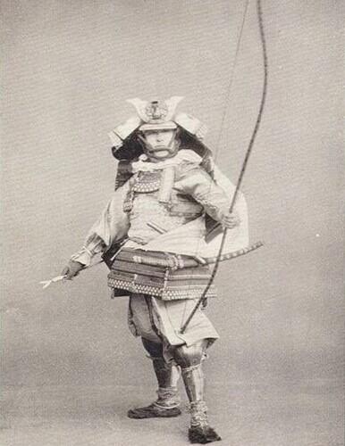 日本武士历史相片曝光 组图图片