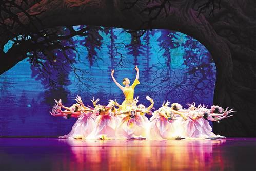 重庆演艺集团 演出市场繁荣的有力推手