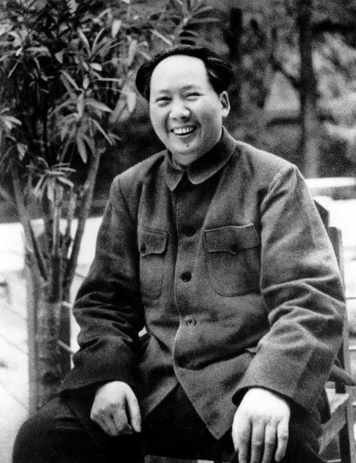 """毛泽东定""""六不""""规矩:不做寿、不送礼、少敬酒"""