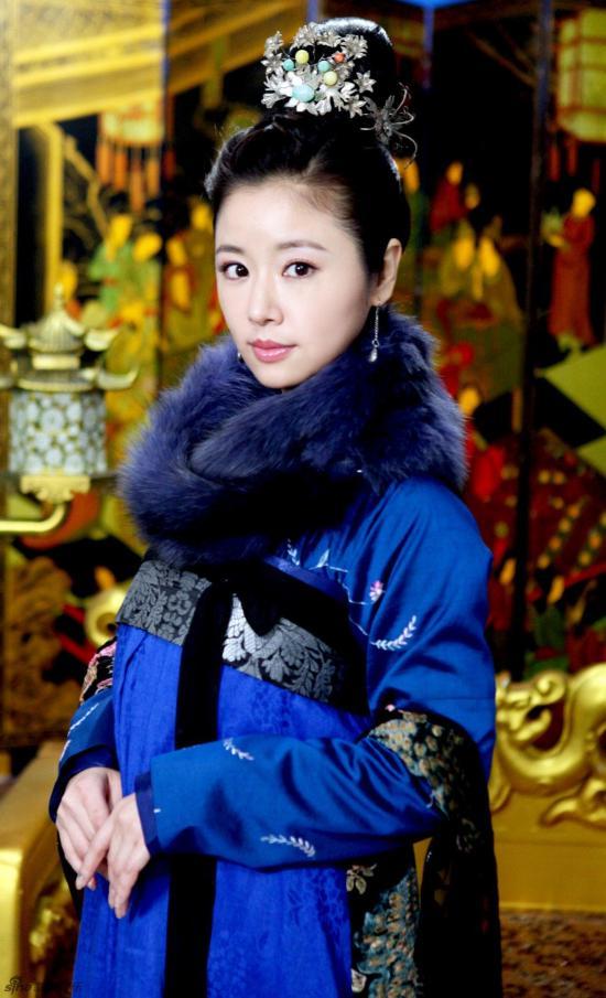 赵丽颖范冰冰Angelababy 古装扮相完美的女星