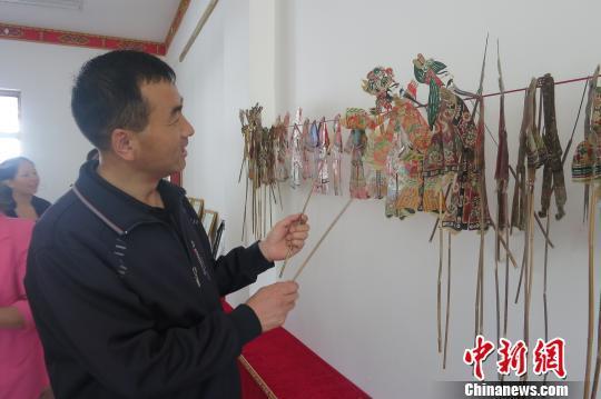 青海首个藏文化非遗体验中心开馆