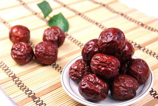 盘点红枣对女性的7种好处:补脾安神补血调经