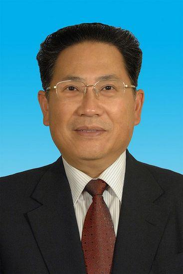 李锦斌任安徽省人民政府代理省长(图/简历)