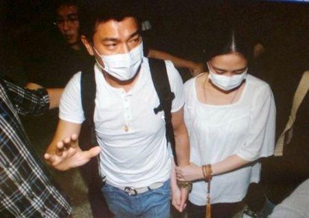 何晟铭承认已经结婚 盘点那些隐婚的明星(组图)
