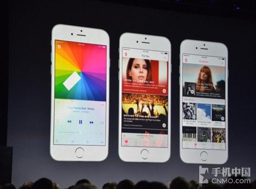 苹果WWDC:iOS 9/Watch OS/新OS X发布