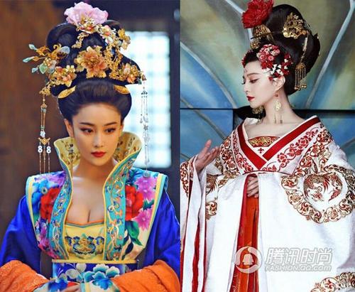 李晨女人都有啥共同点 傲人胸器锥子脸豪放衣品