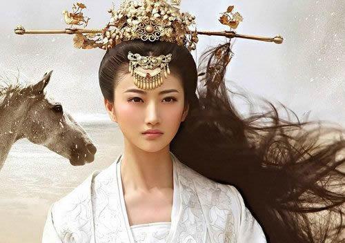 景甜刘亦菲范冰冰 女明星谁的背景后台硬(图)