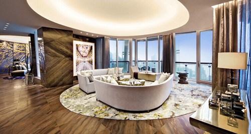 香港豪宅5亿易手创亚洲新高每平方米逾百万