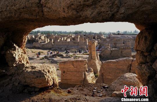 新疆吐鲁番文物景区今起15小时延时敞开(图)