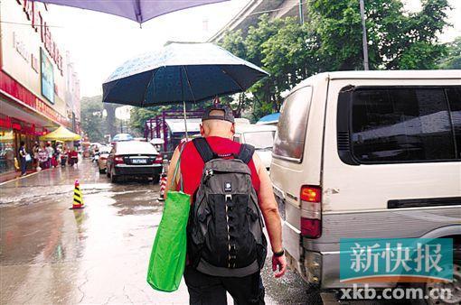 巴西小贩在7国摆摊15年:中国的城市最有人情味