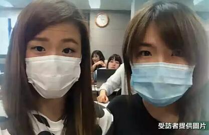在韩香港交流生戴口罩上课被教授赶出教室(图)