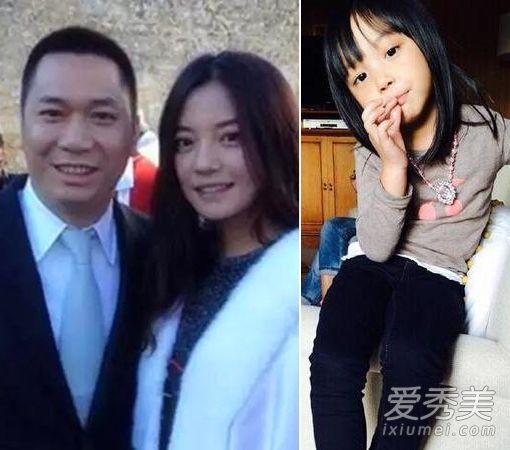 赵薇女儿-盘点明星家庭照 星二代颜值全靠妈妈基因