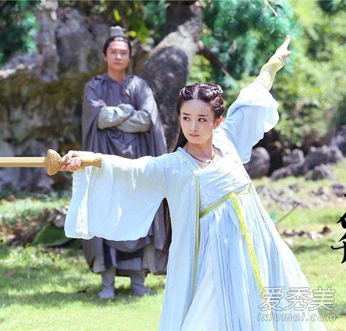《花千骨》喜欢赵丽颖造型女生唯美开播90飘逸后古装什么图片