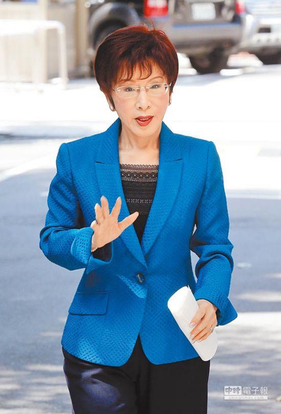 台教授:洪秀柱开大门走大路 作为中间选民已被说服