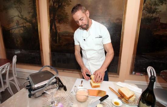 纽约餐厅打造世界最贵三明治 售价逾千元【3】