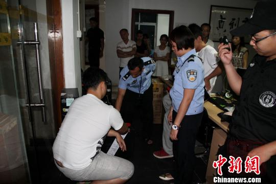 粤津冀3省警方联动破获特大假冒自行车注册商标案
