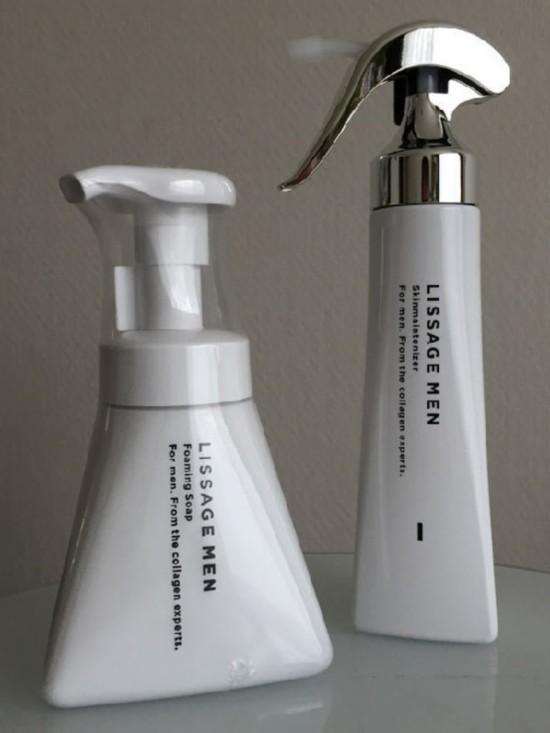 爱美不是女人专属 日本男性化妆品成长迅速