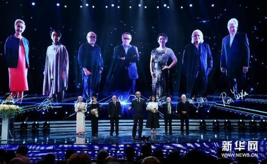 (文化)(11)第18届上海国际电影节正式开幕