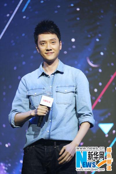 冯绍峰获年度影响力男星 拍《三体》穿古装