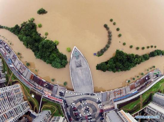 #CHINA-GUANGXI-LIUJIANG RIVER-FLOOD (CN)