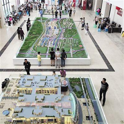 朝天门国际商贸城10月试营业 楼顶可停车图片