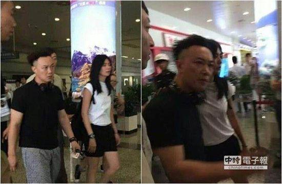 陈奕迅被曝系因行李丢失怒斥机场工作人员(图)