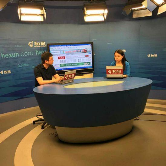 宁波股票配资平台,和讯网专访口袋超盘创始人虞凌云