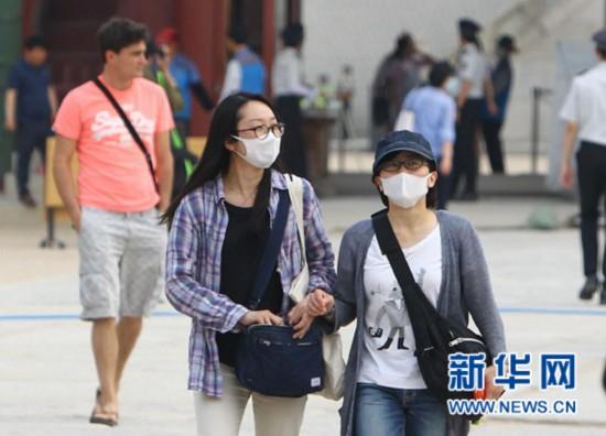 中东呼吸综合征疫情困扰韩国 网上购物飙升