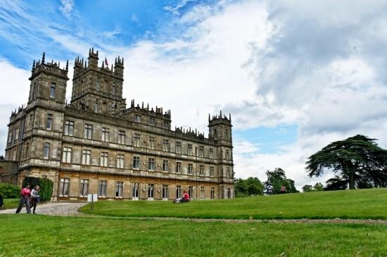 盘点世界上最壮美的29座古城堡