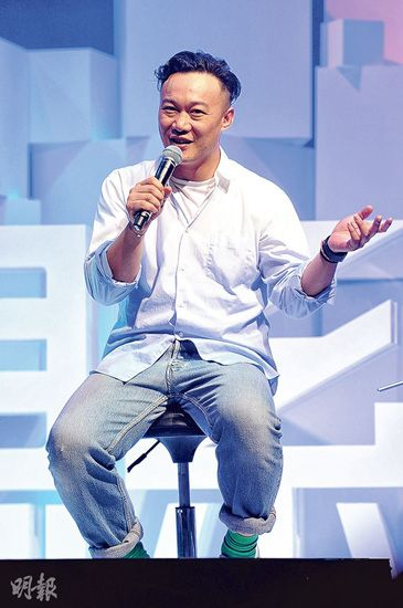 陈奕迅为太原机场发脾气事件向歌迷道歉