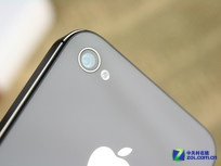 iPhone 4S 黑色 摄像头图