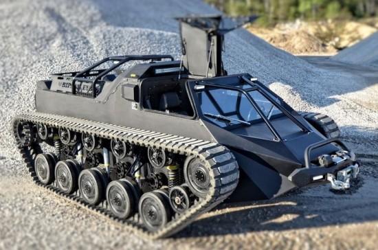 霸气侧露!豪华越野坦克横空出世公开出售