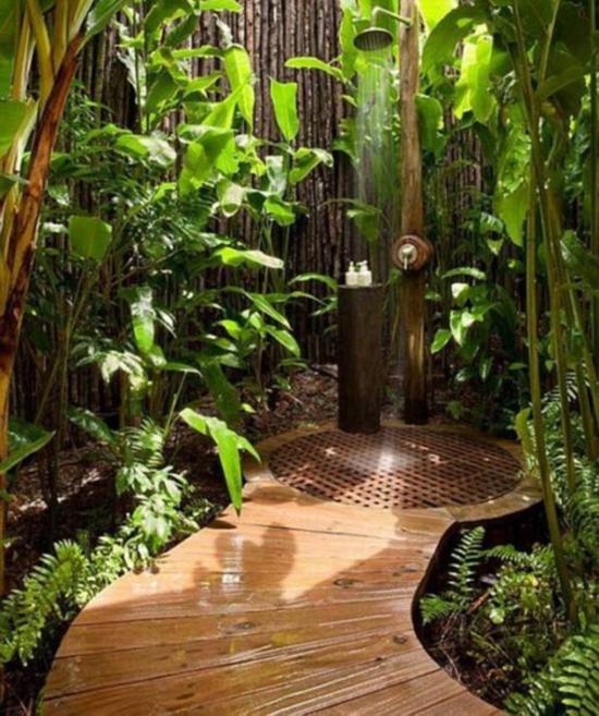 最新潮室内装潢 热带雨林搬进家门
