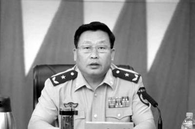 中国人民武装警察部队交通指挥部原司令员刘占琪。