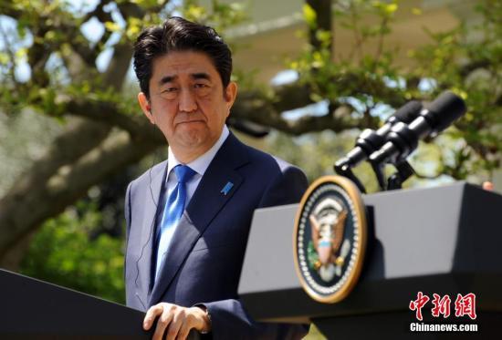 """安倍称""""安全局势严峻"""" 日本三年内连增军费"""