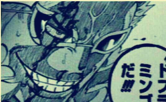 海賊王漫畫790話:明哥眼鏡被路飛打爆 2015年海賊王最大伏筆