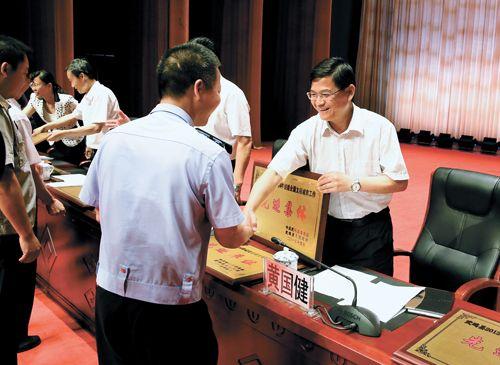 武鸣县召开2012-2014年创建全国文明城市工作