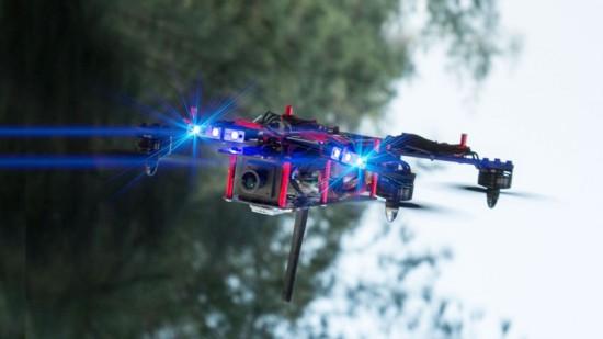 澳大利亚遥控飞机竞赛受追捧 考验多项技能
