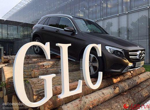 奔驰全新SUV  GLC首发  2016年国产