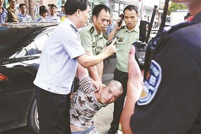 广西发生一起砍人事件致4人受伤(图)