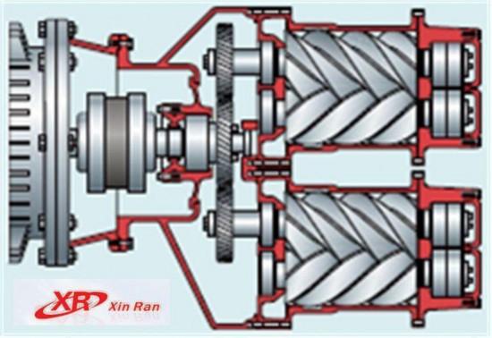 与额定输出压力8bar的单级压缩螺杆式空气压缩机